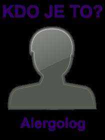 kdo je to Alergolog?