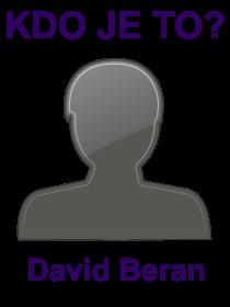 kdo je to David Beran?