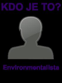 kdo je to Environmentalista?