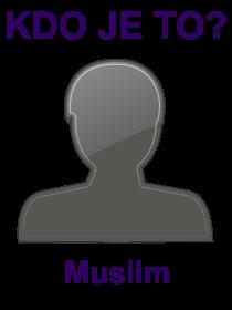 kdo je to Muslim?