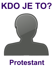 kdo je to Protestant?